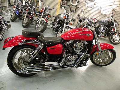 Used 2003 Kawasaki Mean Streak