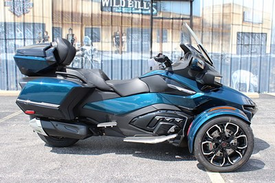 New 2020 Can-Am Spyder RT Limited SE6