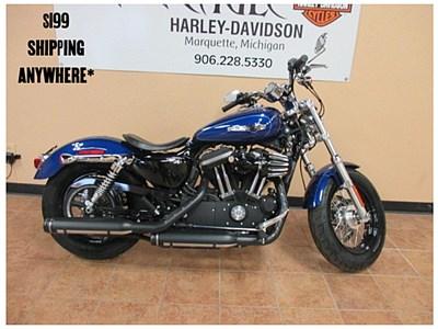 Used 2015 Harley-Davidson® Sportster® 1200 Custom - H-D1 Factory Custom