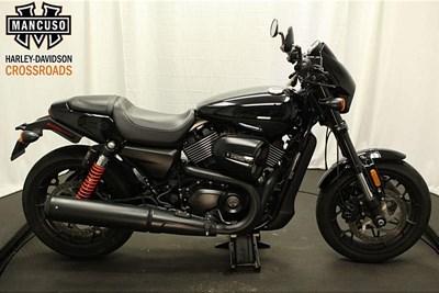 Mancuso Harley Davidson >> Street Rod