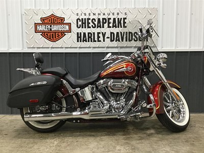 Used 2015 Harley-Davidson® CVO™ Softail® Deluxe