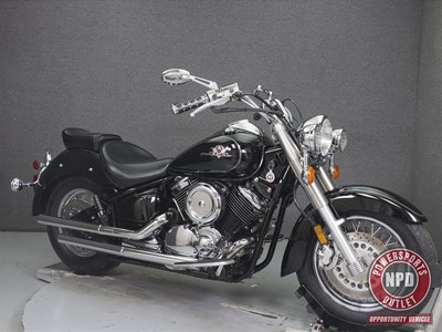 Used 2000 Yamaha V Star 1100 Custom