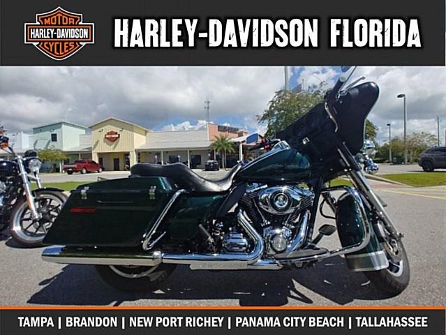 Photo of a 2012 Harley-Davidson® FLHTP Electra Glide® Police