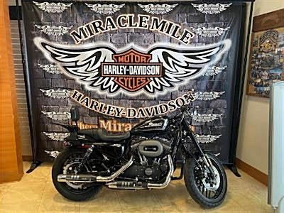 Photo of a 2019 Harley-Davidson® XL1200CX Sportster® Roadster™