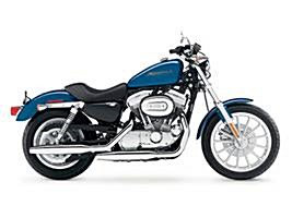 Photo of a 2006 Harley-Davidson® XLH-883 Sportster® 883