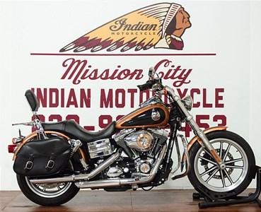 Used 2008 Harley-Davidson® Dyna® Low Rider Anniversary