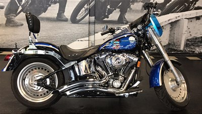 Used 2007 Harley-Davidson® Softail® Fat Boy® Patriot Special Edition