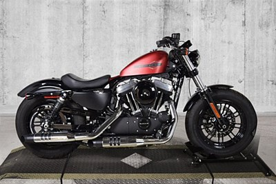 Used 2019 Harley-Davidson® Sportster® Forty-Eight® Special