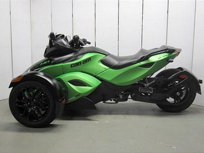 Spyder Motorcycle For Sale >> Spyder Rs S