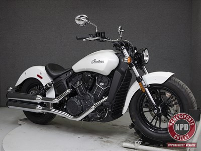 Used 2017 Indian® Motorcycle Scout Sixty