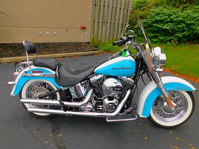 Harley Davidson Softail Deluxe >> Softail Deluxe