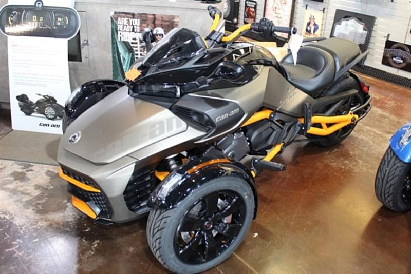 Photo of a 2019 Can-Am  Spyder F3