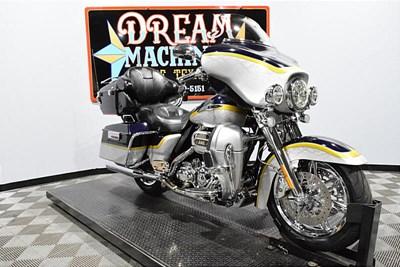 Used 2012 Harley-Davidson® CVO™ Ultra Classic® Electra Glide®