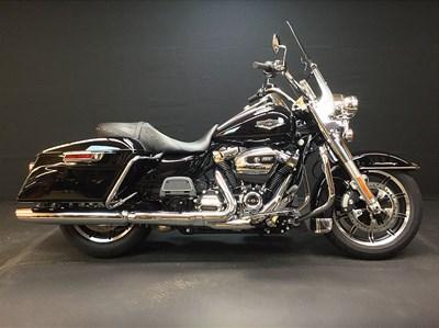 Used 2018 Harley-Davidson® Road King® Police