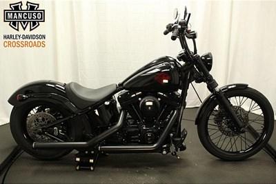 Used 2012 Harley-Davidson® Softail® Blackline®