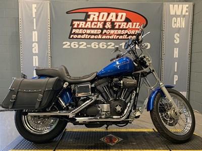 Used 2001 Harley-Davidson® Dyna Super Glide® Sport