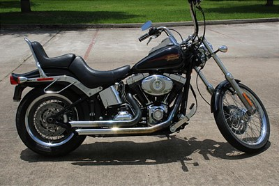 Used 2010 Harley-Davidson® Softail® Custom