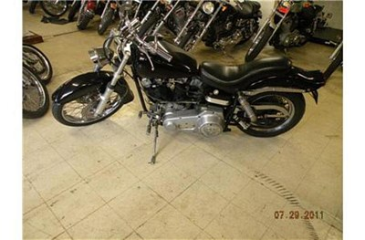 1976 Harley DavidsonR FXE