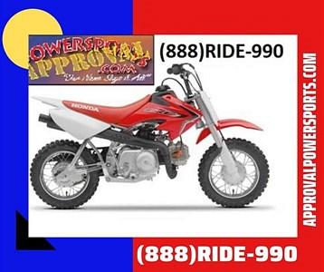 Used 2019 Honda® CRF50F