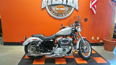 Used 2005 Harley-Davidson® Sportster® 1200 Roadster