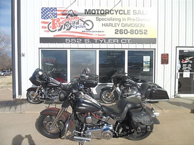 Used 2009 Harley-Davidson® Softail® Fat Boy® Special Edition