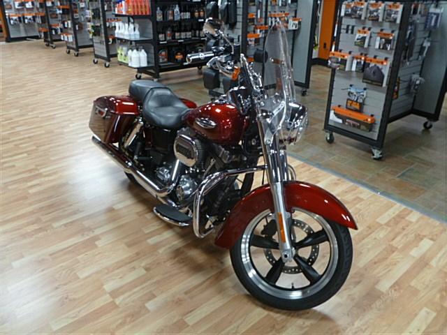 Photo of a 2016 Harley-Davidson® FLD Dyna® Switchback™