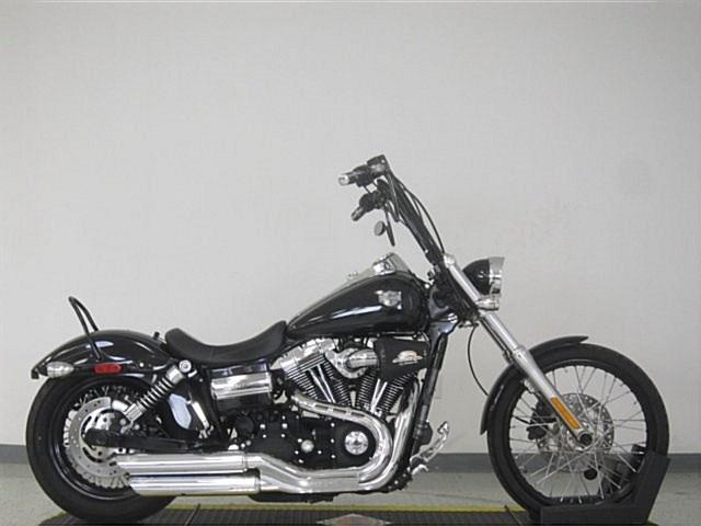 Photo of a 2011 Harley-Davidson® FXDWG Dyna® Wide Glide®