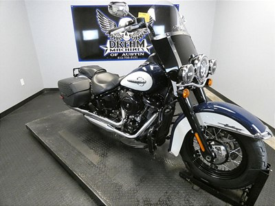 Used 2019 Harley-Davidson® Softail® Heritage Classic
