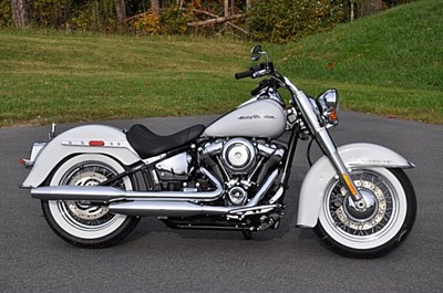 New 2020 Harley-Davidson® Deluxe