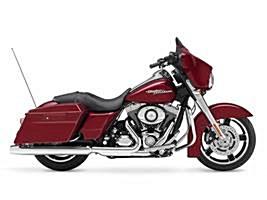 New 2010 Harley-Davidson® Street Glide®