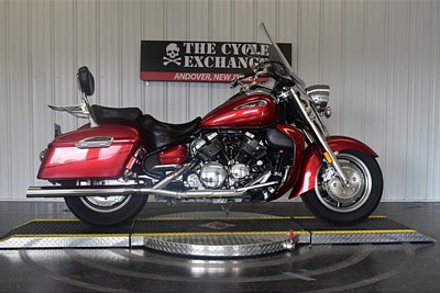 Used 2009 Yamaha Royal Star Tour Deluxe