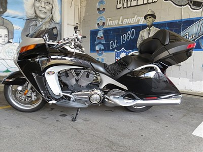 Used 2010 Victory Vision® Tour