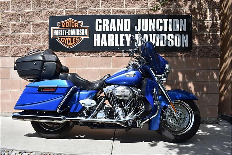 Photo of a 2007 Harley-Davidson® FLHTCUSE2 Screamin' Eagle® Ultra Classic® Electra Glide®