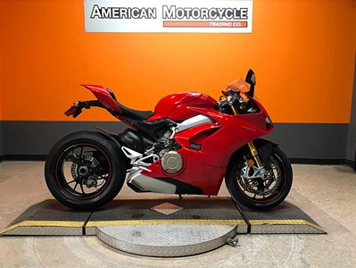 Used 2019 Ducati Panigale V4 S