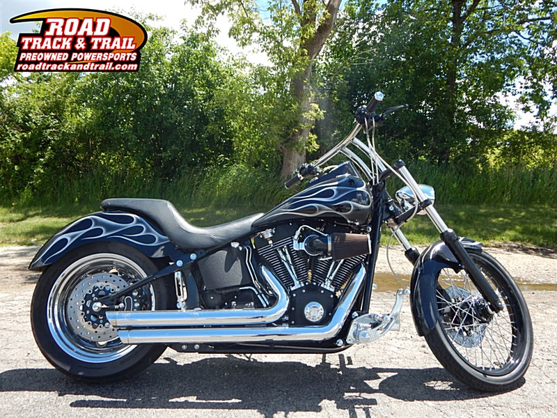 Photo of a 2006 Harley-Davidson® FXSTB/I Softail® Night Train®