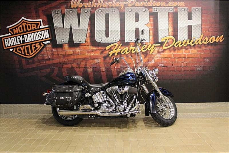 Photo of a 2004 Harley-Davidson® FLSTC/I Heritage Softail® Classic