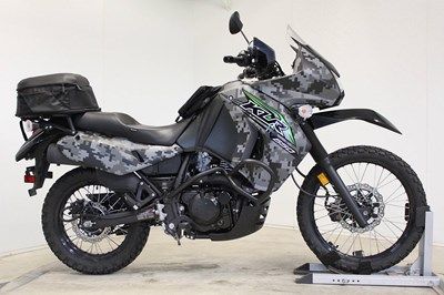 Used 2018 Kawasaki Camo