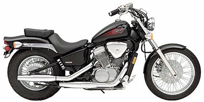 Photo of a 2007 Honda® VT600C Shadow VLX