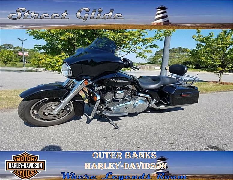 Used Harley Davidson Street Glide For Sale In North Carolina