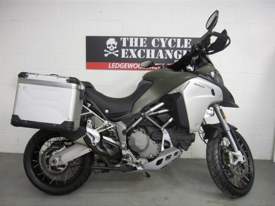 Used 2016 Ducati Multistrada 1200 Enduro Touring