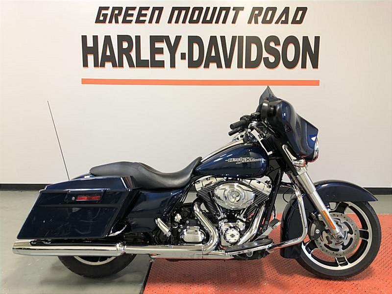 Photo of a 2012 Harley-Davidson® FLHX Street Glide®