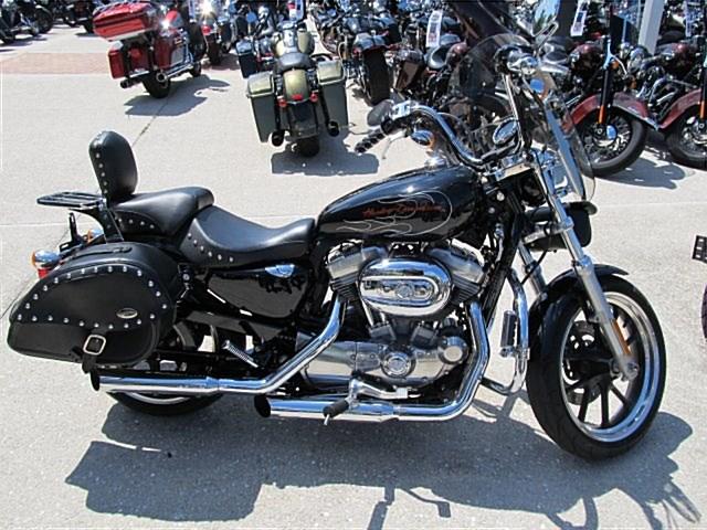 Photo of a 2011 Harley-Davidson® XL883L Sportster® 883 SuperLow™