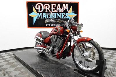 Used 2008 Victory Vegas® Jackpot™