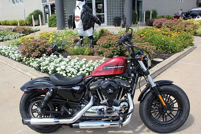 New 2018 Harley-Davidson® Sportster® Forty-Eight® Special
