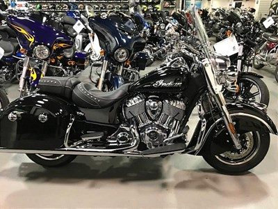 Used 2019 Indian® Springfield® Dark Horse®