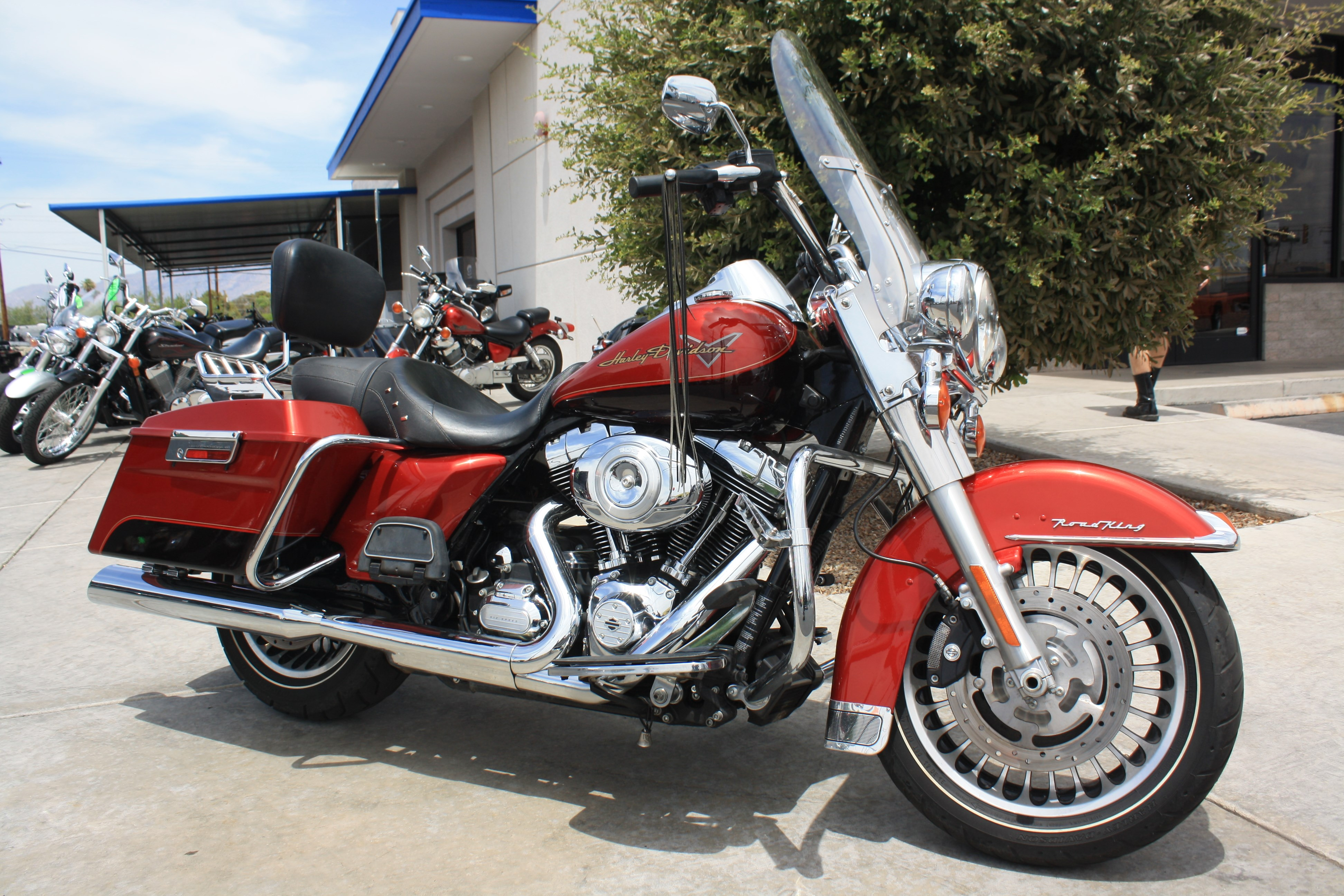 2012 Harley Davidson Red Wiring Diagrams U00ae Flhr Road King Tucson Arizona 724815 Chopperexchange