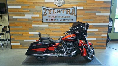 Used 2017 Harley-Davidson® CVO™ Street Glide®