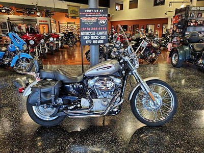 Used 2008 Harley-Davidson® Sportster® 883 Custom