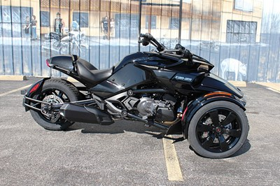 New 2020 Can-Am Spyder F3