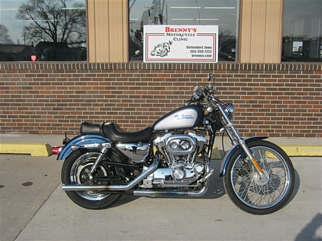 Photo of a 2002 Harley-Davidson® XL1200C Sportster® Custom